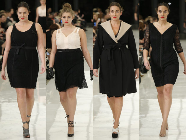 Isabel Toledo x Lane Bryant Plus Size Collection for Spring Summer 2014 8