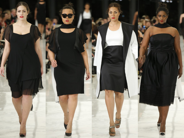 Isabel Toledo x Lane Bryant Plus Size Collection for Spring Summer 2014 9