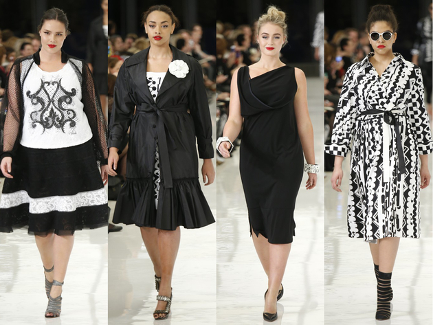 Isabel Toledo x Lane Bryant Plus Size Collection for Spring Summer 2014