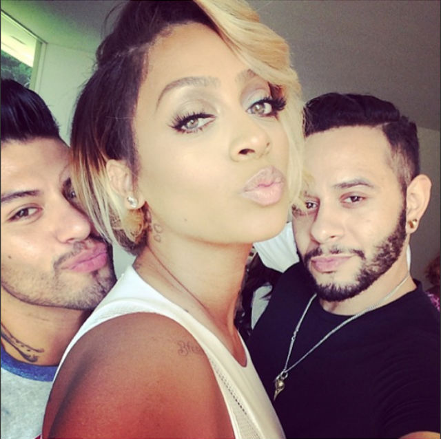 La La Anthony Stuns With New Bob Haircut 2
