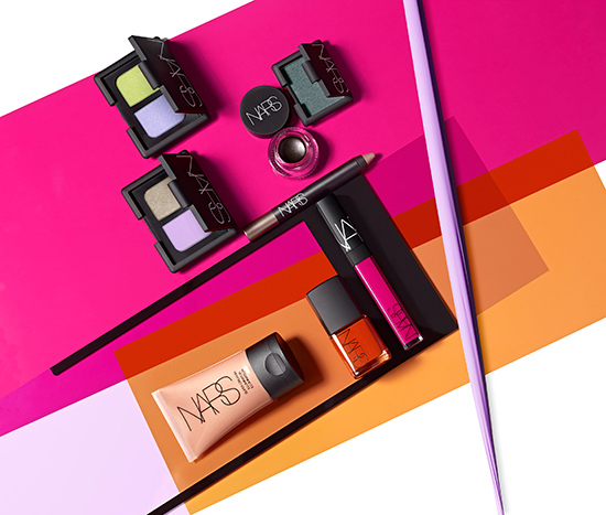 NARS Adult Swim Summer 2014 Makeup Collection 2
