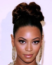 bridesmaids hairstyles for black women 10