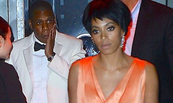 Solange Knowles Attacks Jay-z Over Rihanna