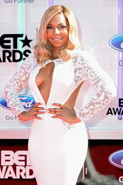 BET AWARDS '14 - Best Hair, Makeup and Fashion From The Red Carpet 10