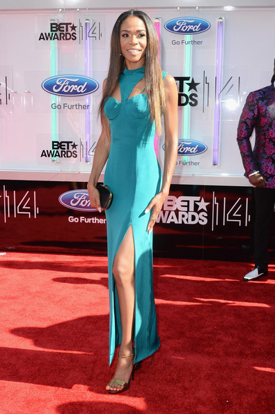 BET AWARDS '14 - Best Hair, Makeup and Fashion From The Red Carpet 11