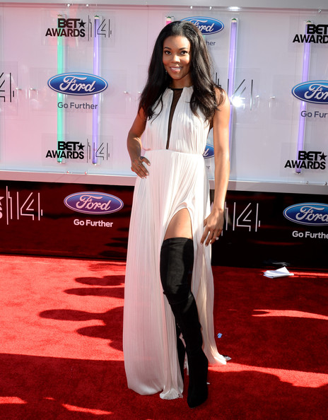BET AWARDS '14 - Best Hair, Makeup and Fashion From The Red Carpet 12