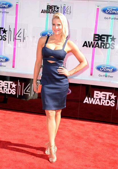 BET AWARDS '14 - Best Hair, Makeup and Fashion From The Red Carpet 15