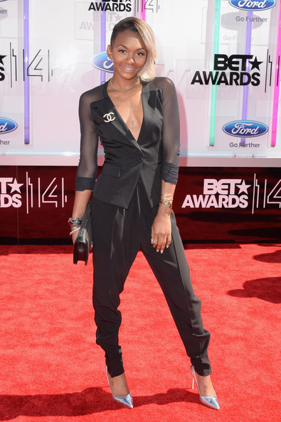 BET AWARDS '14 - Best Hair, Makeup and Fashion From The Red Carpet 17