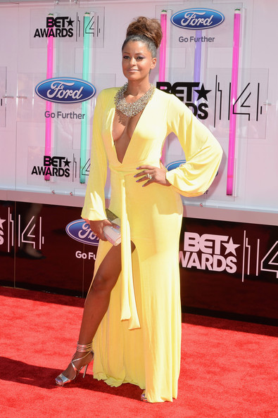 BET AWARDS '14 - Best Hair, Makeup and Fashion From The Red Carpet 4