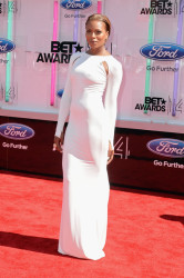 BET AWARDS '14 - Best Hair, Makeup and Fashion From The Red Carpet 5
