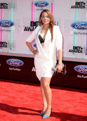 BET AWARDS '14 - Best Hair, Makeup and Fashion From The Red Carpet 6