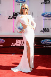 BET AWARDS '14 - Best Hair, Makeup and Fashion From The Red Carpet 8