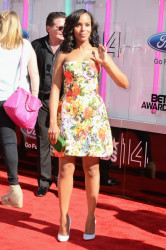 BET AWARDS '14 - Best Hair, Makeup and Fashion From The Red Carpet 9