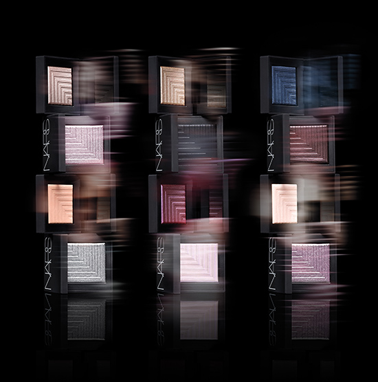 NARS Dual-Intensity Eyeshadow Collection for Summer 2014 2