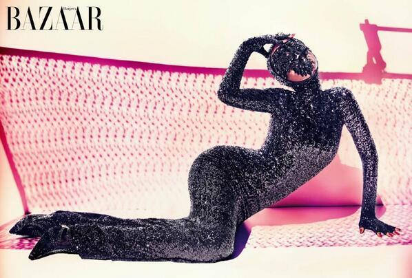 Rihanna for Harper's Bazaar Arabia 5