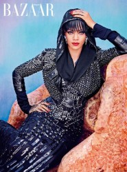 Rihanna for Harper's Bazaar Arabia 7