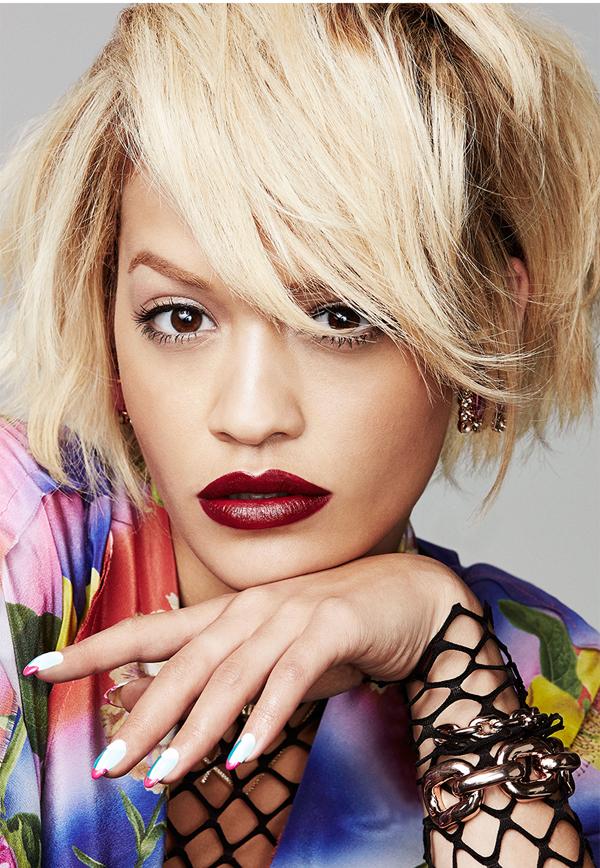 Rita Ora For Flare Magazine August 2014 2