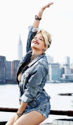 Rita Ora For Flare Magazine August 2014 4
