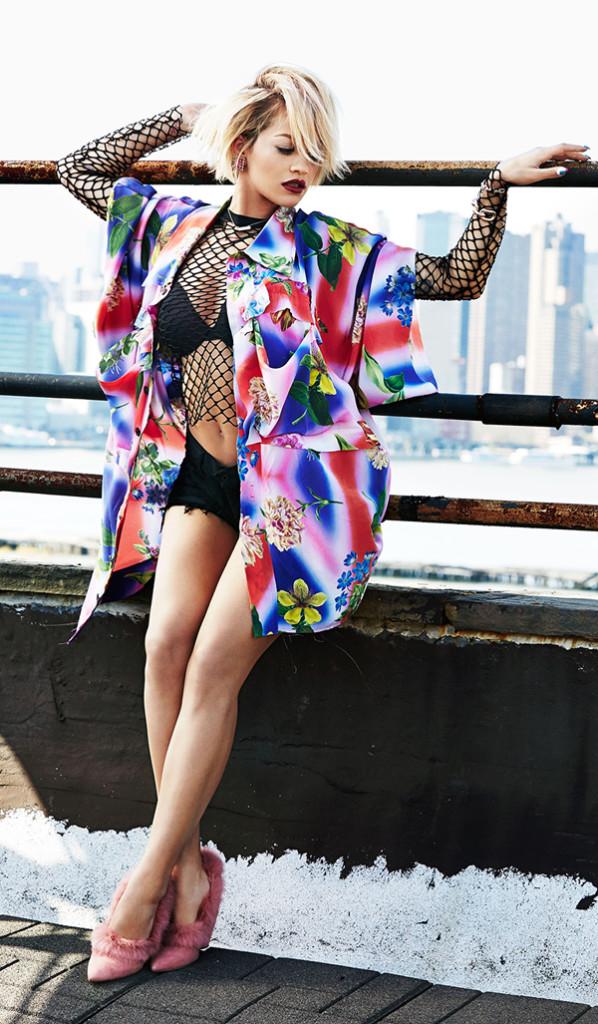 Rita Ora For Flare Magazine August 2014 5