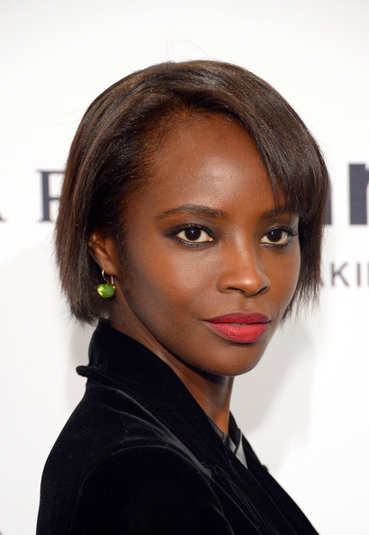 2014 Fall - Winter 2015 Haircuts For Black Women 13