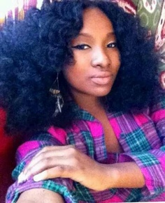 Black Natural Hair Inspirations Part 2 12