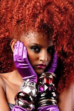 Black Natural Hair Inspirations Part 2 4