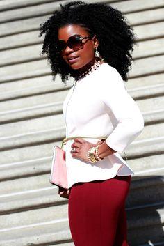 Black Natural Hair Inspirations Part 2 5