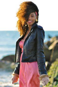 Black Natural Hair Inspirations Part 2 7