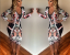 Celebrity Style - Adrienne Bailon Instagrams Roberto Cavalli Floral Printed Dress