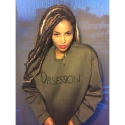 Ciara Gets Faux Locs Hairstyle