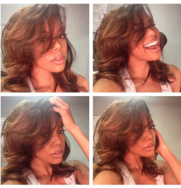 Gabrielle Union new hairstyle