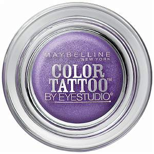 How To Temporary Dye Your Hair With Maybelline Color Color Tattoo Eye Shadow