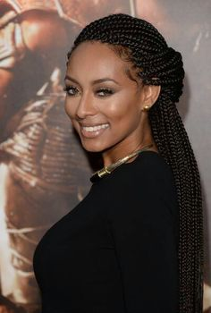 Marvelous Styles For Long Individual Braids Braids Short Hairstyles For Black Women Fulllsitofus