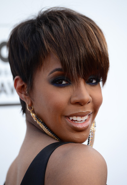 Kelly Rowland Is Rocking Short Hair Again 3
