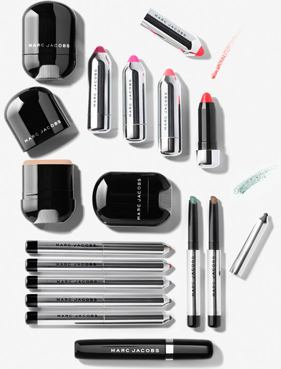 Marc Jacobs Fall 2014 Beauty Collection