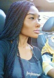 Senegalese Twists Hair Ideas & Inspirations 10