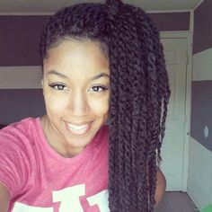 Senegalese Twists Hair Ideas & Inspirations 12