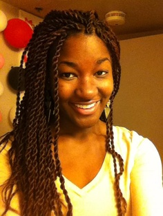 Senegalese Twists Hair Ideas & Inspirations 4