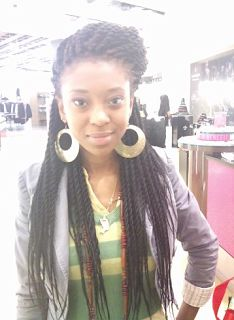 Senegalese Twists Hair Ideas & Inspirations 6