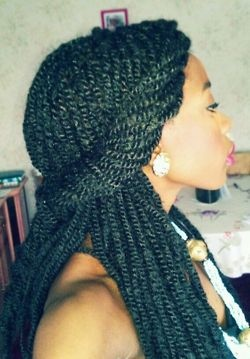 Senegalese Twists Hair Ideas & Inspirations