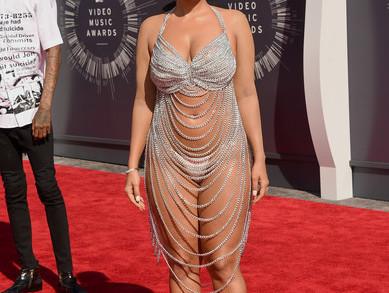 2014 MTV Video Music Awards Fashion - Amber Rose
