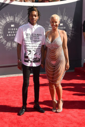 2014 MTV Video Music Awards Fashion - Amber Rose 4