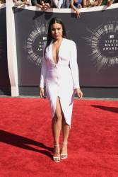 2014 MTV Video Music Awards Fashion - Jordin Sparks & Jason Derulo 2