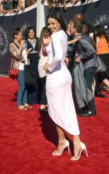 2014 MTV Video Music Awards Fashion - Jordin Sparks & Jason Derulo 3