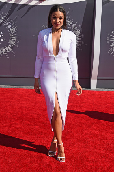 2014 MTV Video Music Awards Fashion - Jordin Sparks & Jason Derulo 5