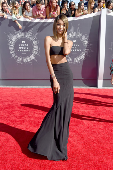 2014 MTV Video Music Awards Fashion - Jourdan Dunn 2