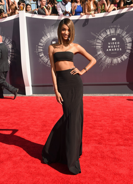2014 MTV Video Music Awards Fashion - Jourdan Dunn