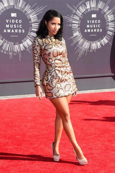 2014 MTV Video Music Awards Fashion - Nicki Minaj 2