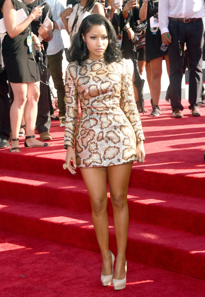 2014 MTV Video Music Awards Fashion - Nicki Minaj 3