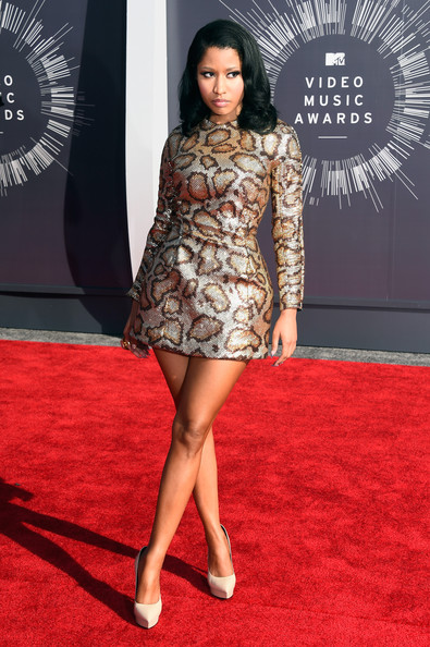 2014 MTV Video Music Awards Fashion - Nicki Minaj